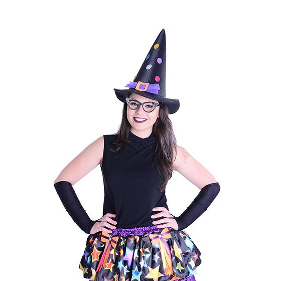 Chapéu de Bruxa Colors