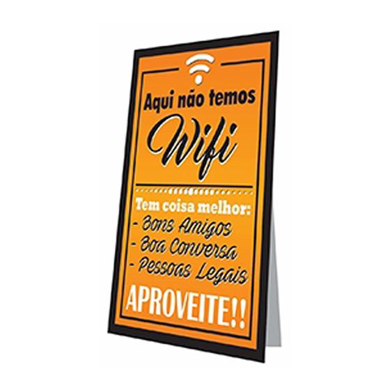 Painel de Chão Wi-Fi