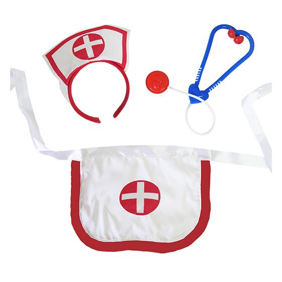 Kit Fantasia Enfermeira Sexy