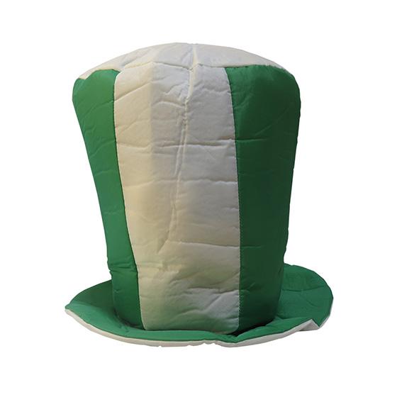 Cartola Big Gomos Verde e Branco