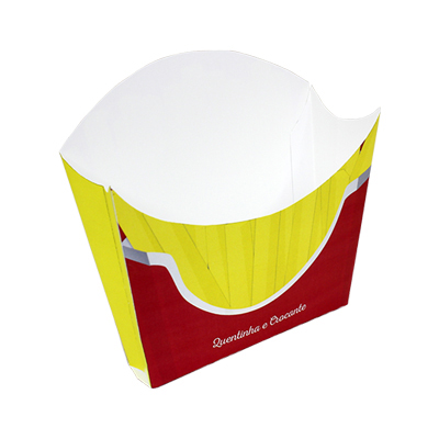 Caixa Batata Frita - 10 unidades