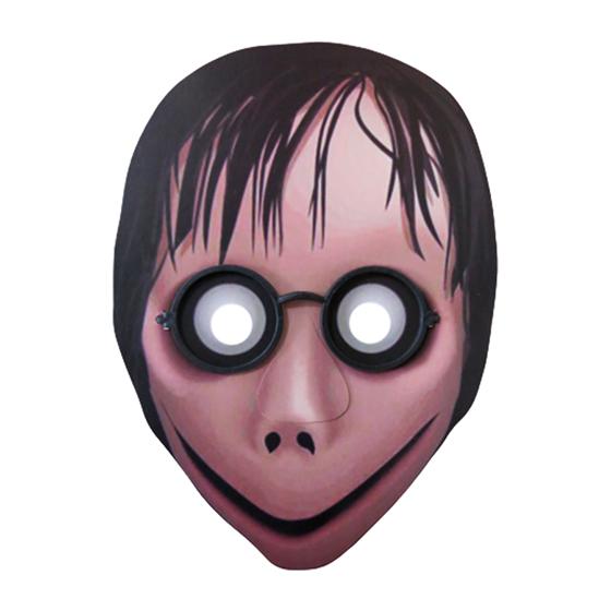 Máscara Óculos Momo