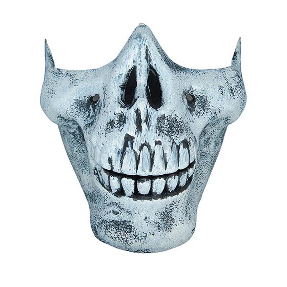 Máscara Meia Caveira Halloween
