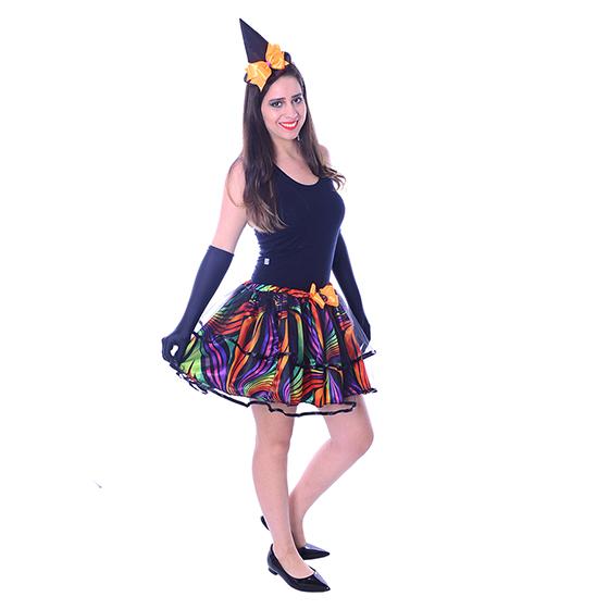 Saia Halloween Tutu Adulto Ref. 229