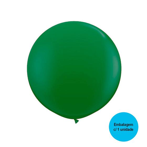 Balão Festball Big Verde Escuro