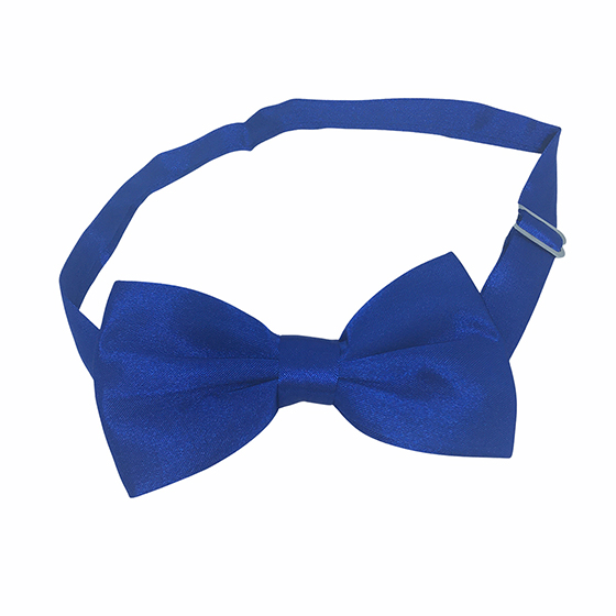 Gravata Gogoboy Fantasia Stripper Cosplay Azul Royal