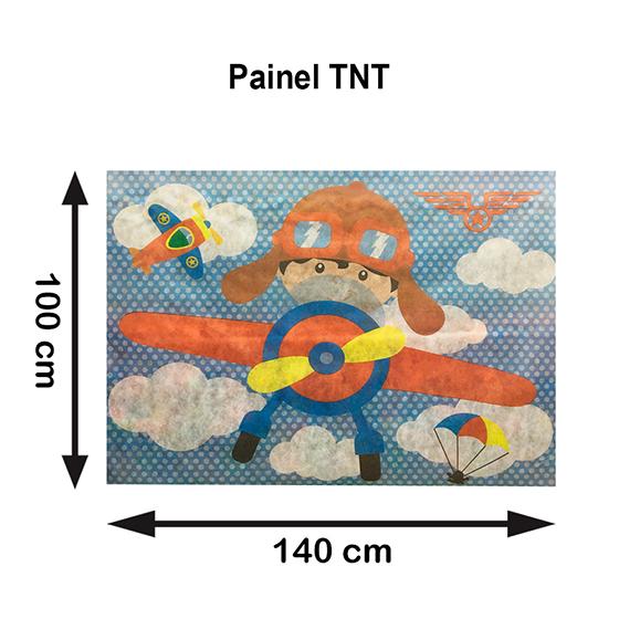 Painel TNT Aviador
