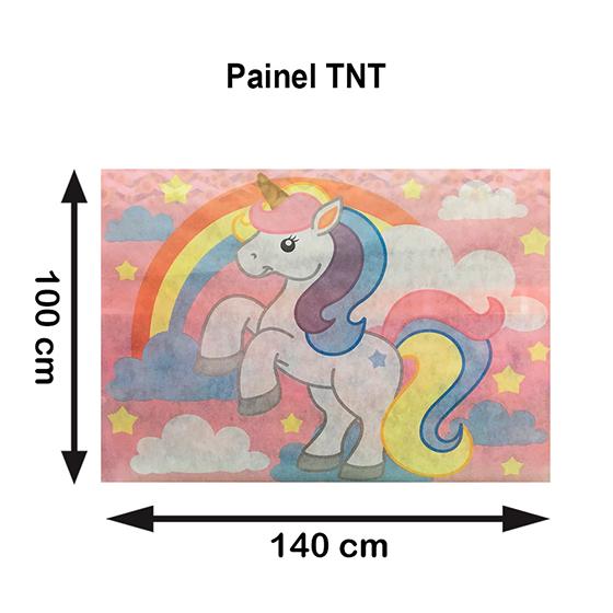 Painel TNT Unicórnio