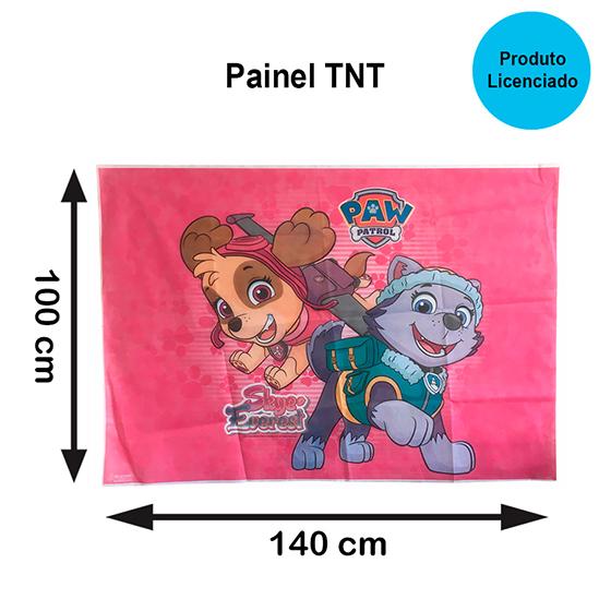 Painel TNT Patrulha Canina (Paw Patrol) Skye Everest