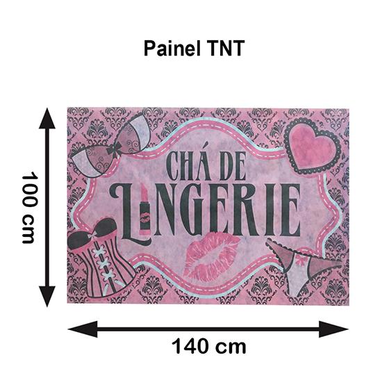 Painel TNT Chá Lingerie