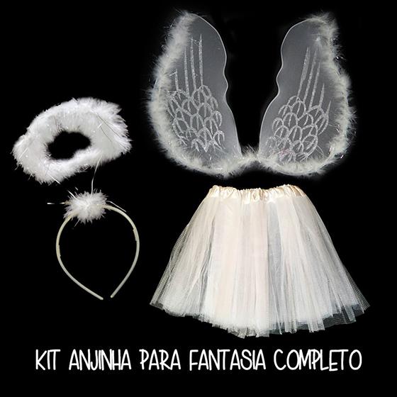 Kit Anjinha Completo Carnaval Melhor Preço!