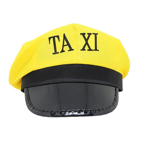 Quepe Táxi Amarelo Importado