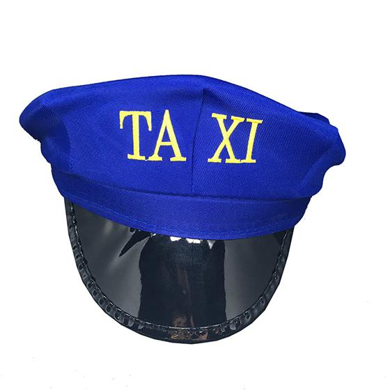 Quepe Taxi Azul Importado