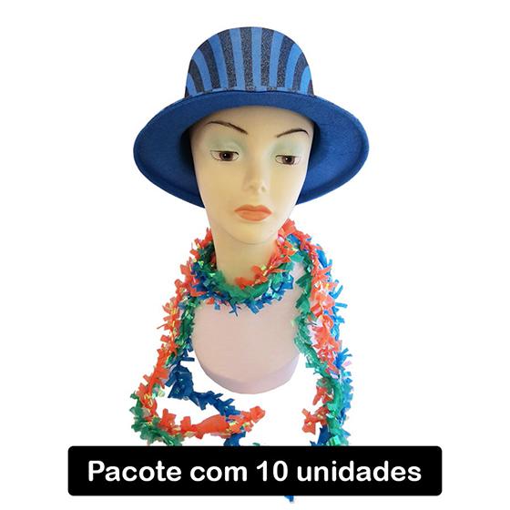 Marabú Havaiano Plástico - 10 unidades