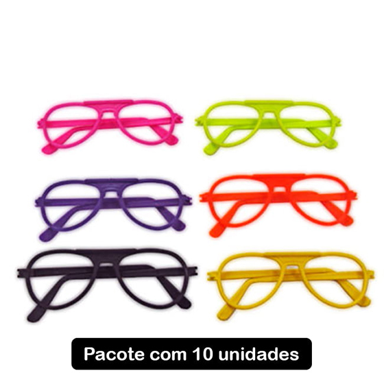 Óculos Rayban sem Lentes - 10 unidades