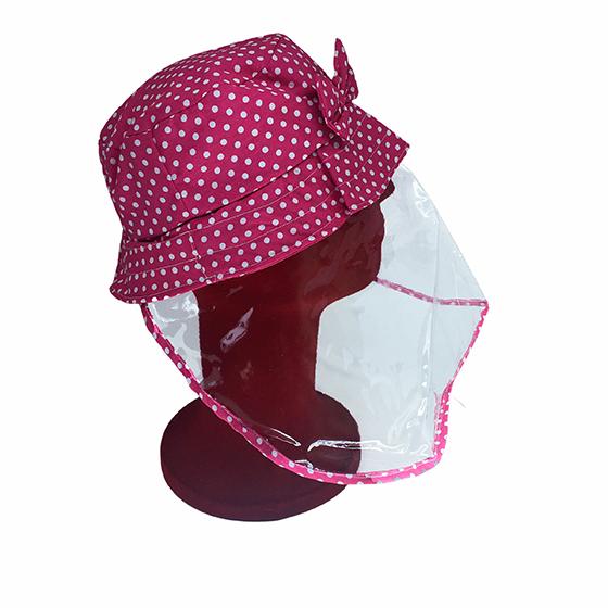 Chapéu de Proteção Adulto Tricoline Lavável
