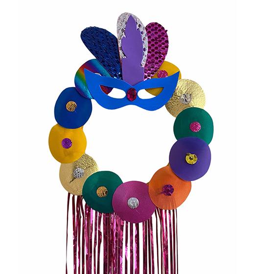 Guirlanda Carnaval Ref. 303