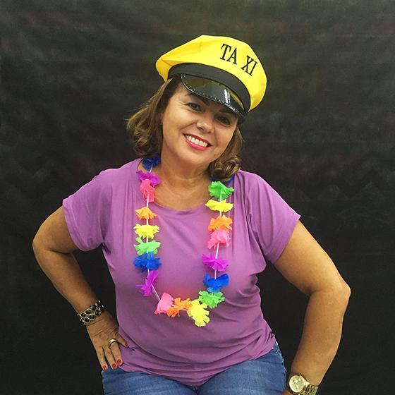 Colar Havaiano Multicolor Mod 463