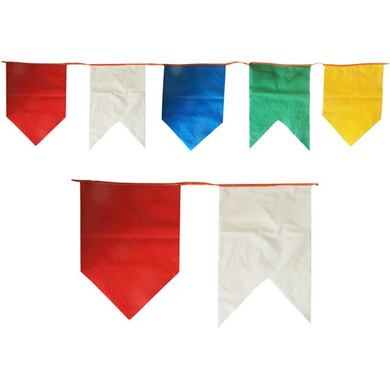Bandeirão Junino de Plástico - 10 metros