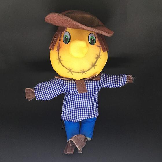 Boneco Decorativo de Espuma Menino