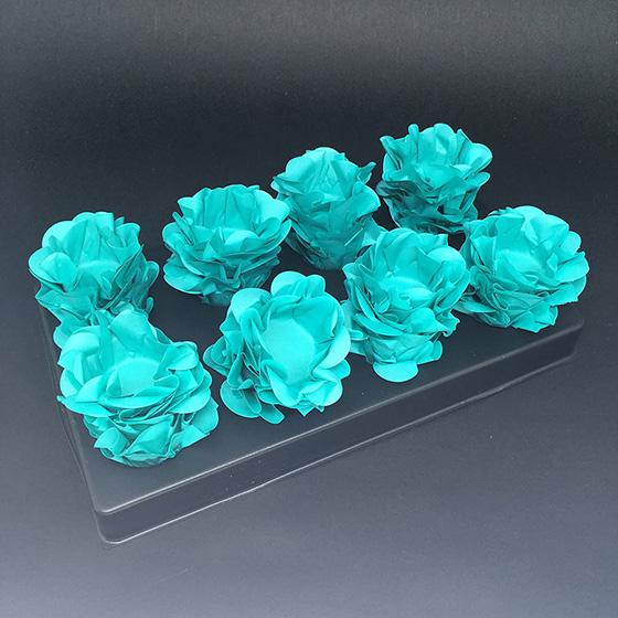 Forminha para Doces Style Azul Tiffany - 40 Unidades