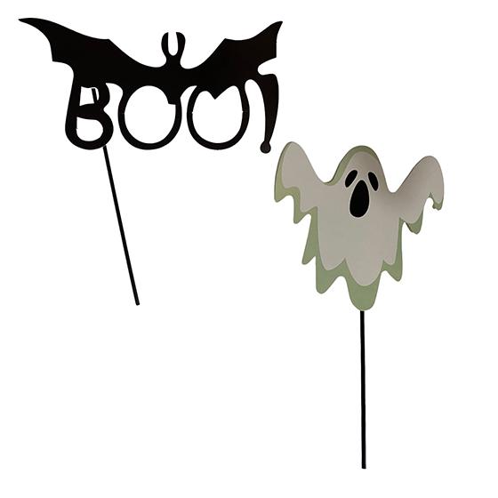 Palito Decorativo Halloween Sortidos - 10 unidades