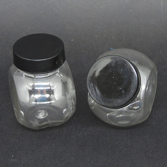 Mini Baleiro para Lembrancinha Preto - 10 unidades