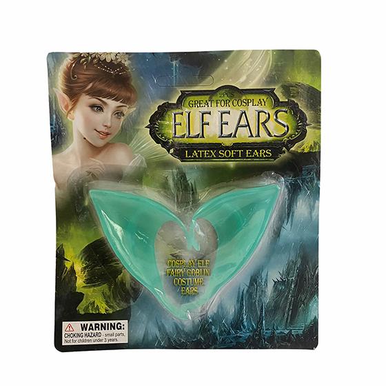 Orelhas de Elfo Cosplay Neon Importada