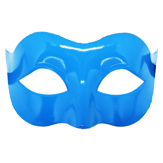 Máscara Básica Azul