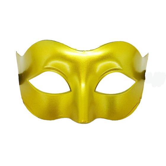Máscara Básica Dourada