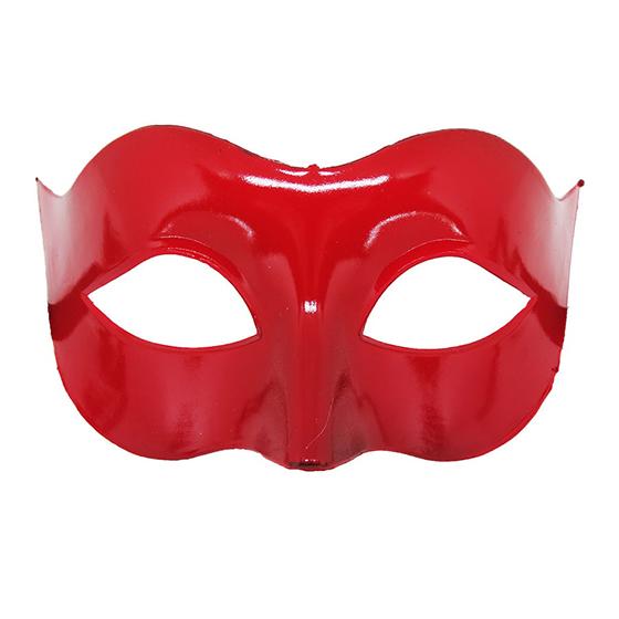 Máscara Básica Vermelha